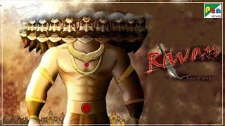 Ravan - King Of Lanka Animated Movie With English Subtitles | HD 1080p | Animated Movie In Hindi