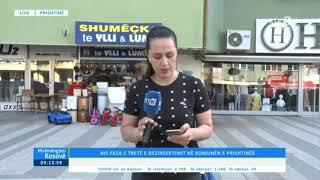 Mirëmëngjesi Kosovë - Nis faza e tretë e dezinsektimit në komunën e Prishtinës 30.06.2020