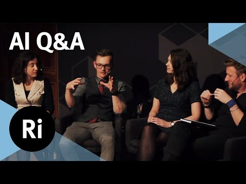 The Royal Institution | Q&A: Augmented Intelligence