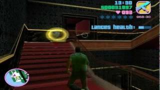 GTA Vice City Tommy&Lance Vance Dance VS Ricardo Diaz