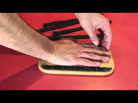 Die Behandlung der Valgusdeformation der Finger des Fusses