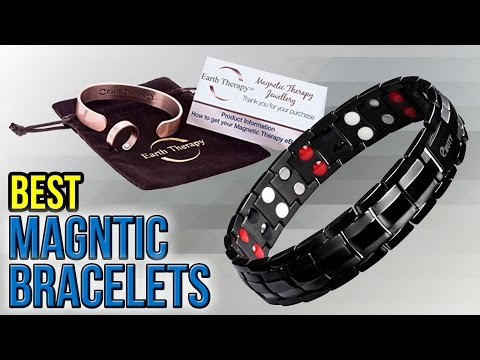 10 Best Magnetic Bracelets 2017