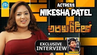 Araku Road Lo Movie Actress Nikesha Patel Exclusive Interview