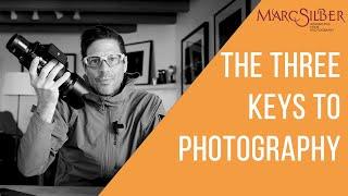 The Three Keys to Photography feat. Documentary Photographer Daniel Milnor #shorts
