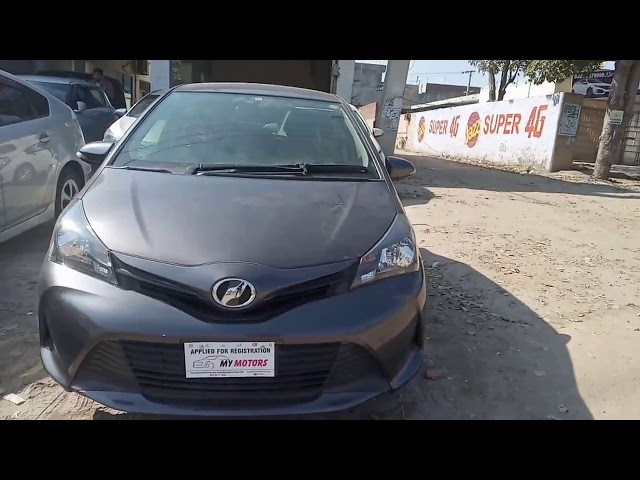Toyota Vitz F 1.0 2015 for Sale in Gujranwala