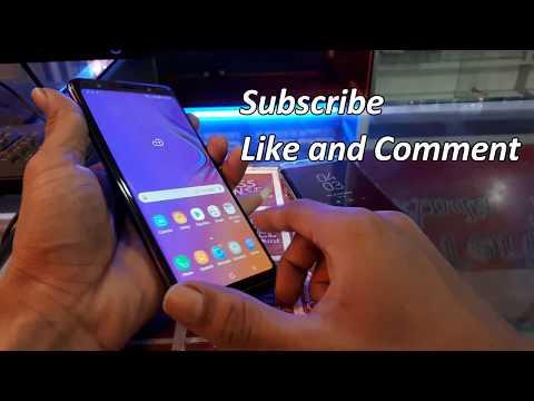 Bypass Verify Google Account Samsung A7 2018 (SM-A750) - Verifikasi