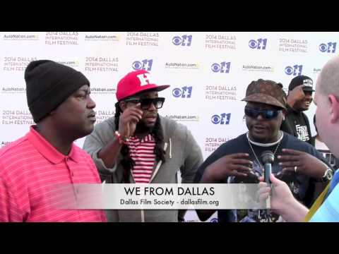 DIFF 2014 Red Carpet: WE FROM DALLAS