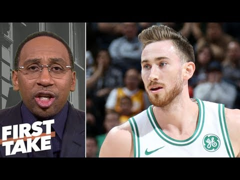 Download Stephen A. Smith: Gordon Hayward is Celtics' biggest problem | First Take HD Mp4 3GP Video and MP3
