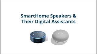What Smart Home Speakers Can Do For You
