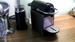 Nespresso Pixie made by Krups personal review
