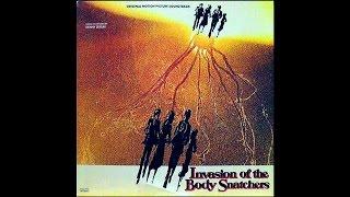 Invasion of the Body Snatchers (1978) Soundtrack by Denny Zeitlin