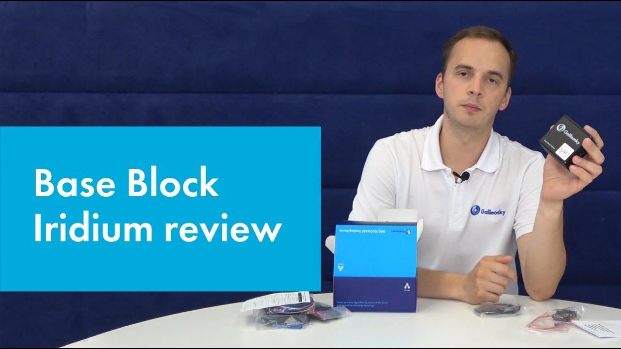 Galileosky Base Block Iridium review