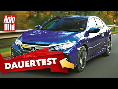 Honda Civic (2018) |So hat er den 100.000 Kilometer-Test gemeistert |Dauertest mit Tim Dahlgaard