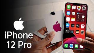 Apple iPhone 12 - 120Hz Display!