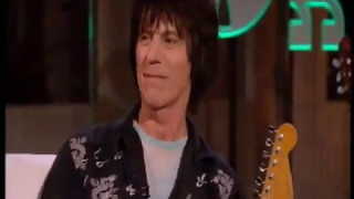 "Jeff Beck demonstrating ""Little Wing"" by Jimi Hendrix"