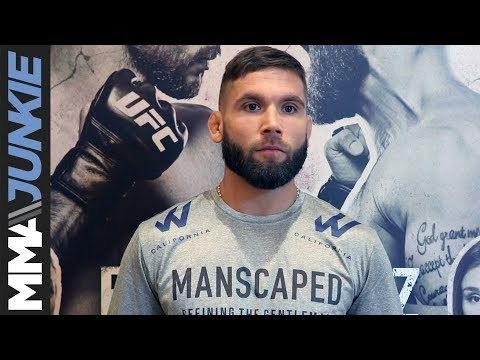 Jeremy Stephens: UFC Mexico City full pre fight interview