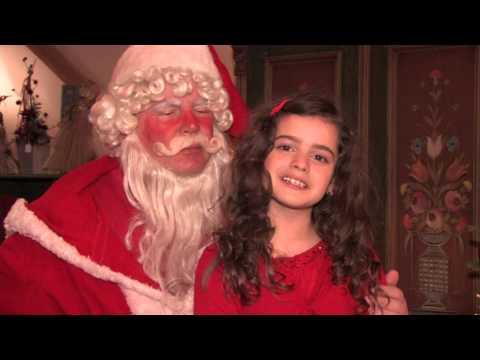 Sissis Weihnachtssong aus dem Jahre 2011. Bald kommt der Weihnachtsmann wurde extra für die damals achtjährige Sissi geschrieben und komponiert.