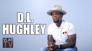 D.L. Hughley: Great White Sharks & Black Males Never Get Sympathy After Death (Part 8)