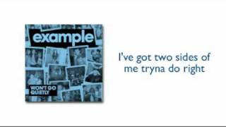 Example - Two lives [With lyrics]