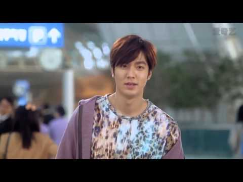 Lee Min Ho - Mini Drama LINE - Trailer