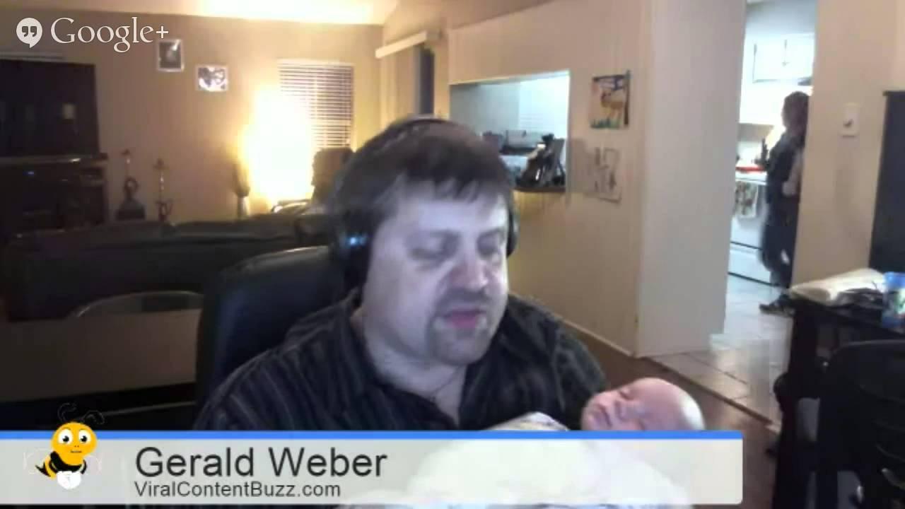 Viral Content Buzz: Co-Founder Gerald Weber * WTTV 1.16