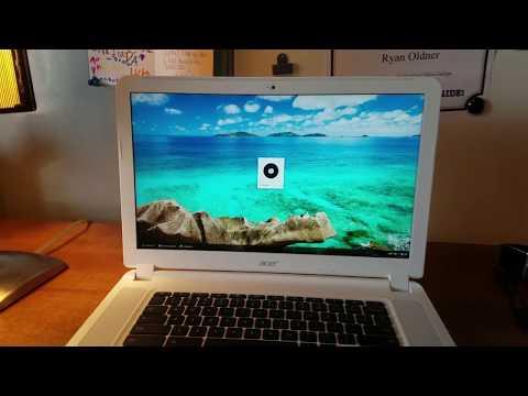 Acer Chromebook 15 Review 2017