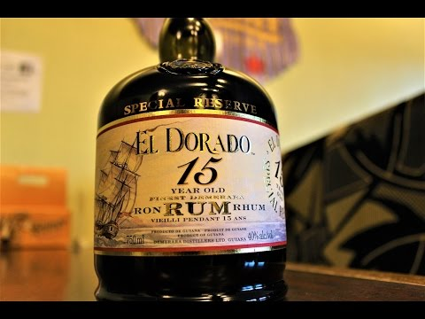 El Dorado 15 Year Old Rum Review