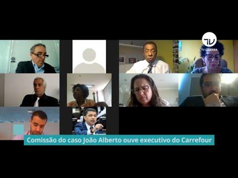 Comissão do caso João Alberto ouve executivo do Carrefour - 03/12/20