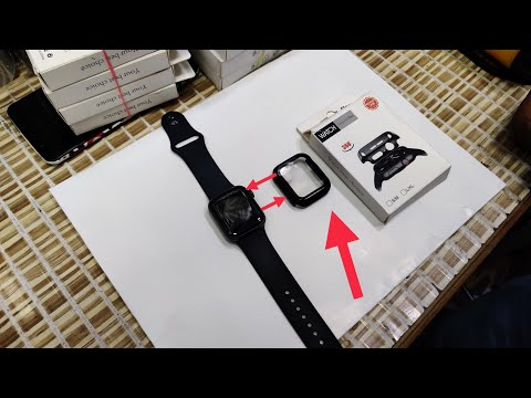 BEST 5 PROTECTION TO APPLE WATCH | apple watch tempered glass |apple screen guard