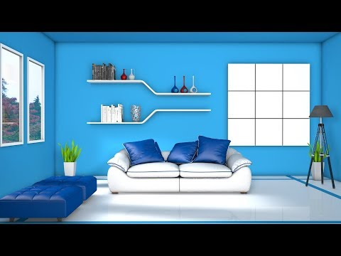 Cinema 4D Tutorial – Room Interior Design