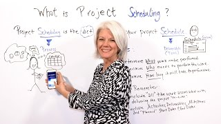 What is Project Scheduling? - Project Management Training
