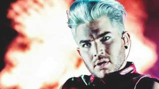 Adam Lambert  - Heavy Fire (fan video)