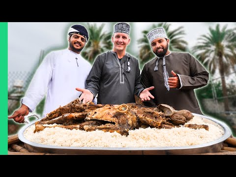, title : 'EPIC EID FEAST in Oman!!! Middle Eastern Traditional Shuwa Will Change Your Life!!!'