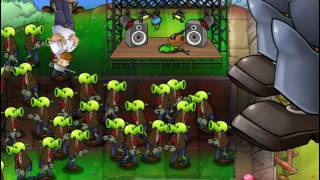 Plants vs Zombies Mod Zomplant vs. Zombotany - Music Zombies On Your Lawn
