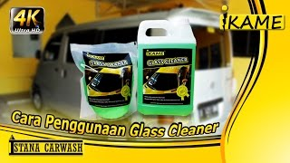 Glass Cleaner IKAME Kemasan Pouch