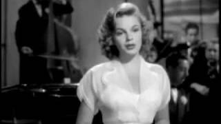 Judy Garland - Presenting Lily Mars - When I Look at You
