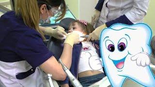 К стоматологу в первый раз К стоматологу с улыбкой   или Как не напугать ребенка походом к стоматол