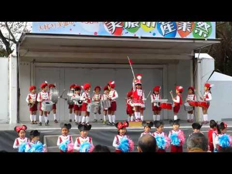 美濃市産業祭2013 11 清泰保育園オープニング