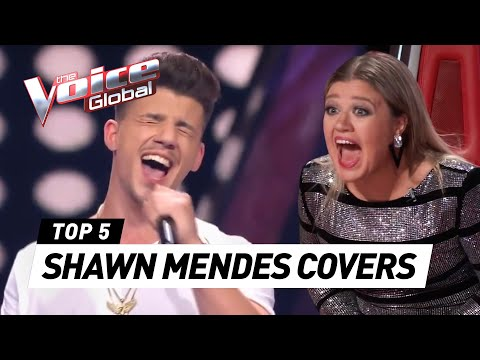 SHAWN MENDES in The Voice (#2)