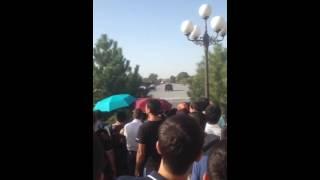 Тело Ислама Каримова привезли в Самарканд