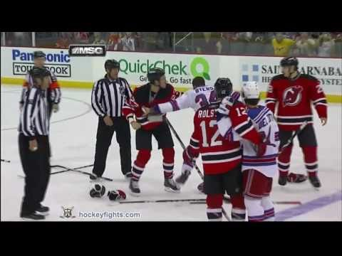 David Clarkson vs. Dane Byers
