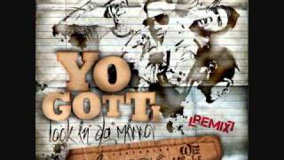 Yo Gotti - Look in the Mirror Remix feat. Wale, J. Cole, and Wiz Khalifa (With Lyrics)