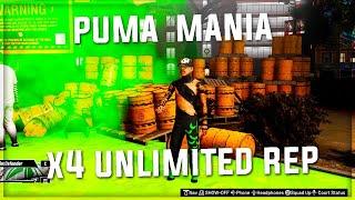 PUMA MANIA 3x REP ! NBA 2K20 GRINDING FOR LEGEND !