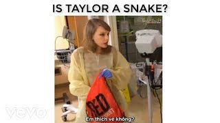 [Vietsub] Taylor Swift - Is Taylor A Snake?