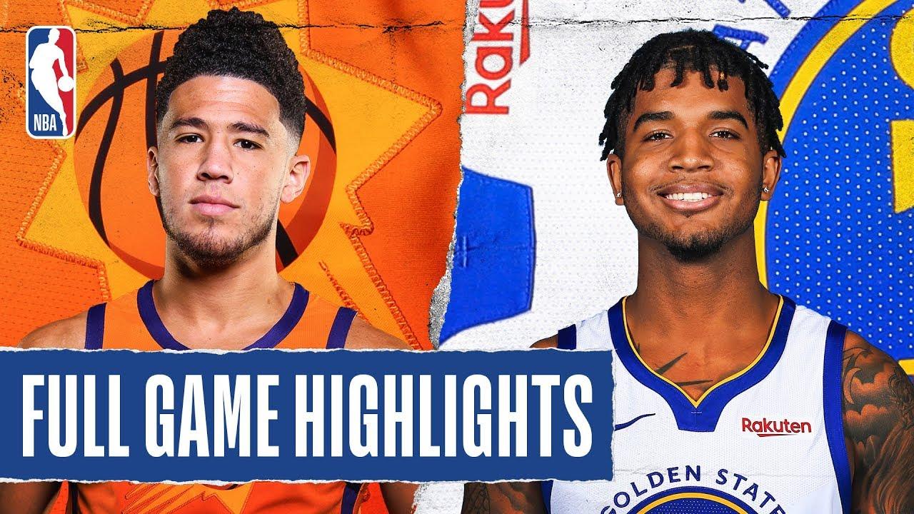 Golden State Warriors vs Phoenix Suns [Wed, Feb 12, 2020]