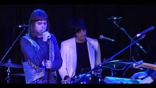 Ariel Pink's Haunted Graffiti - Mature Themes   (Live in Sydney) | Moshcam