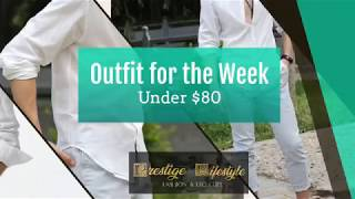 $100 Outfit Challenge Men | Summer