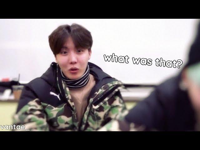 BTS unexplainable moments