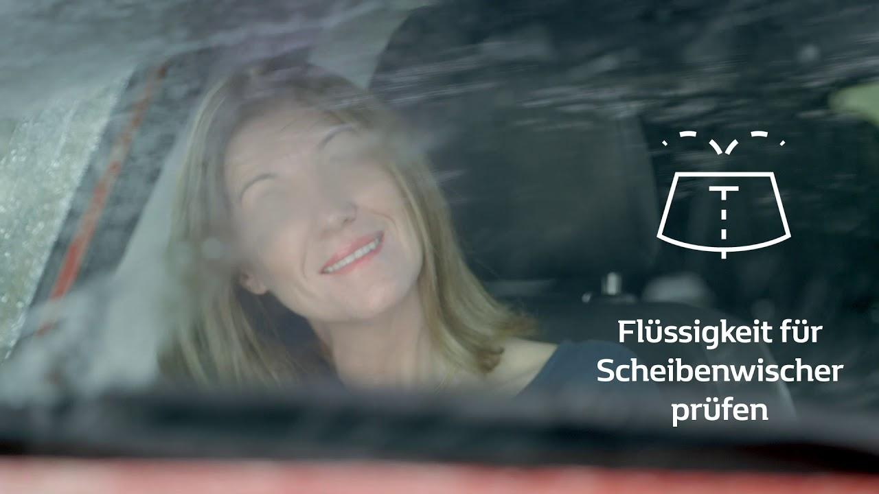 Renault Video: Über die Scheibenwischer