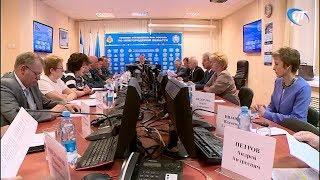 В региональном МЧС обсудили безопасность на воде и подготовку детских лагерей
